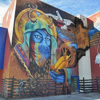 Artktisk grafitti